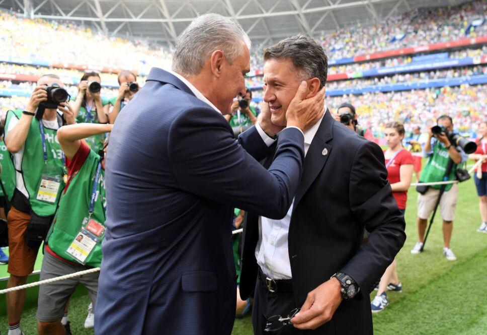 Osorio fue humillado por Brasil en Rusia 2018