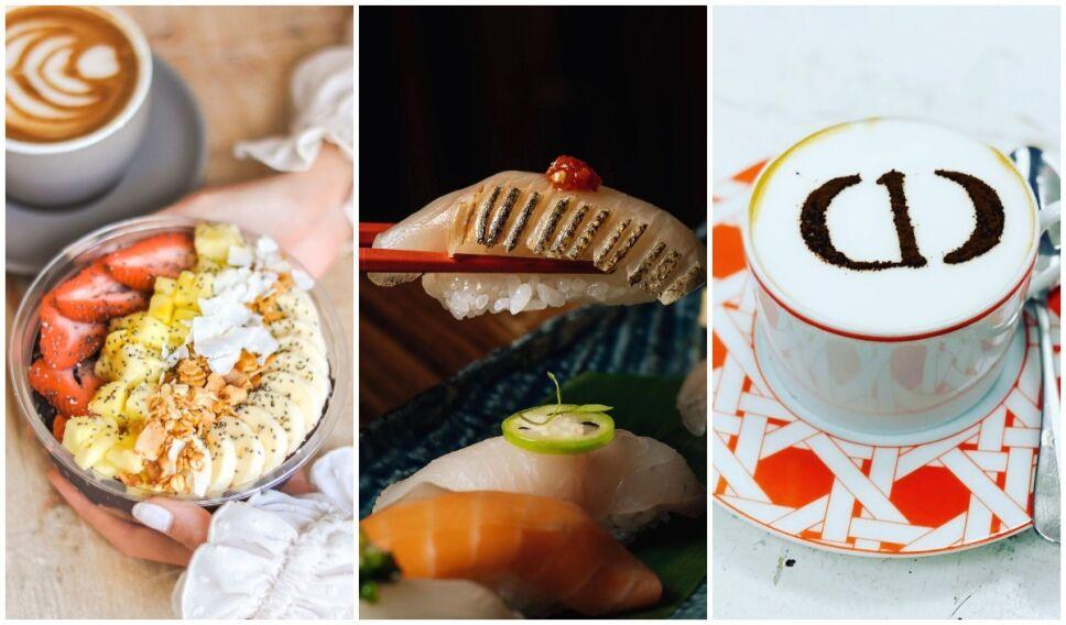 Estos son los mejores spots para comer en la ciudad