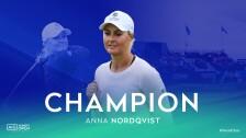 Anna Nordqvist-AIG Women´s Open