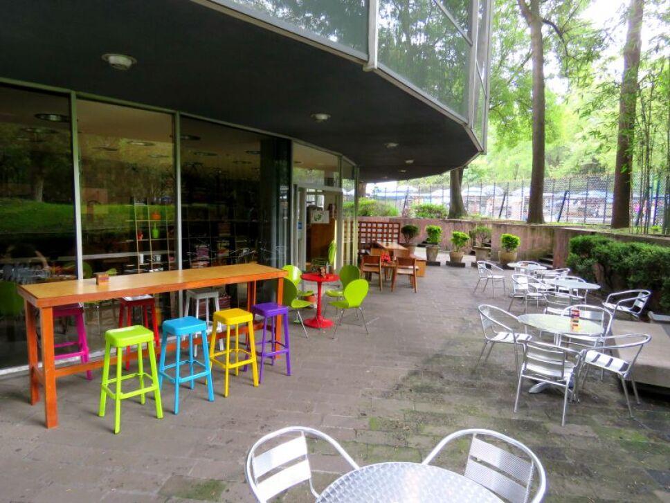cafeteria museo de arte moderno