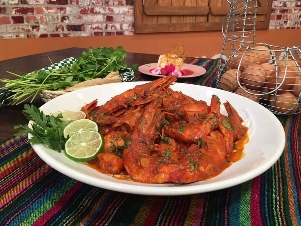 Camarones a la diabla, Cocineros Mexicanos