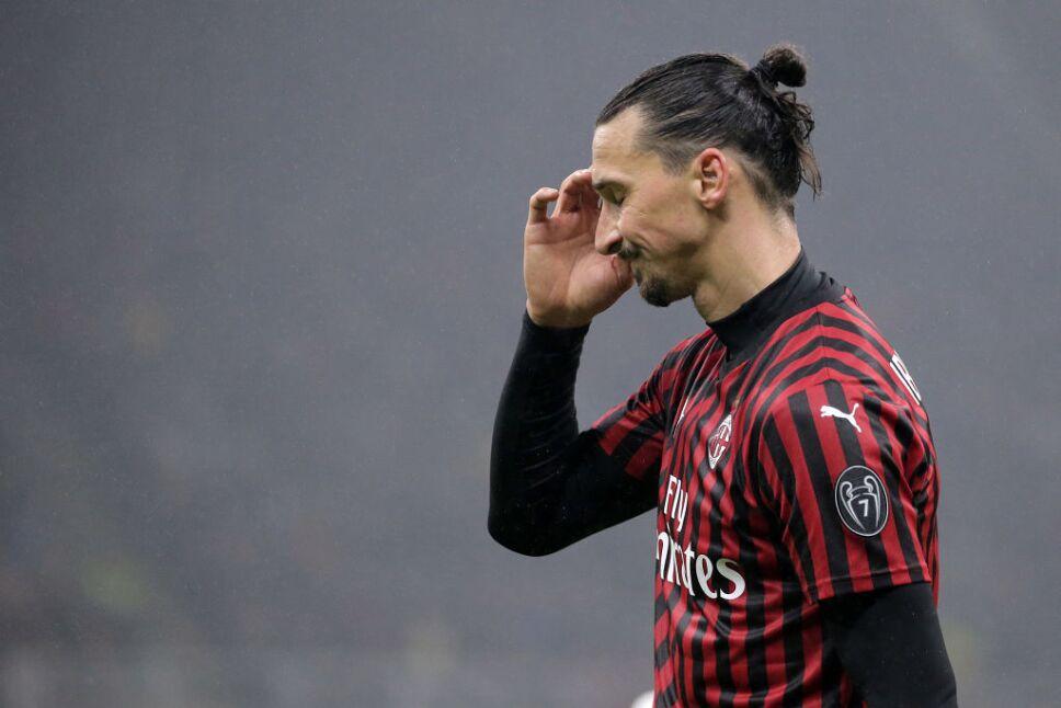 Ibrahimovic aún no renueva su contrato con el Milan