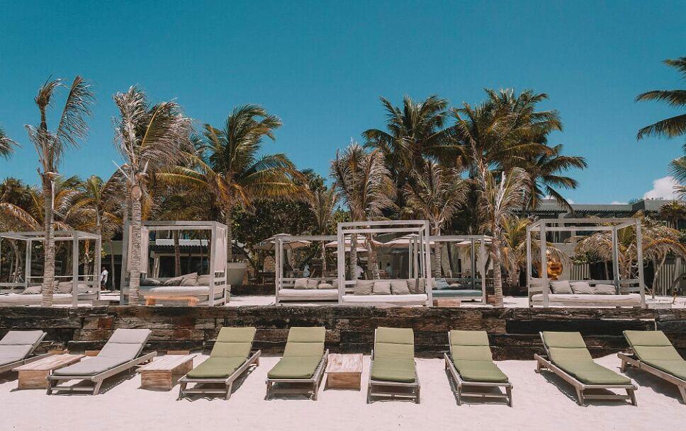 beach club casa malca tulum