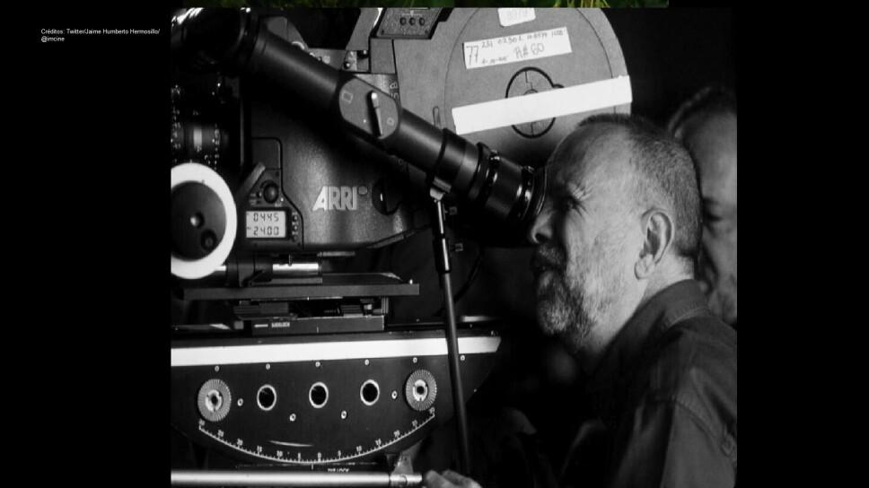 Fallece el director de cine Jaime Humberto Hermosillo.