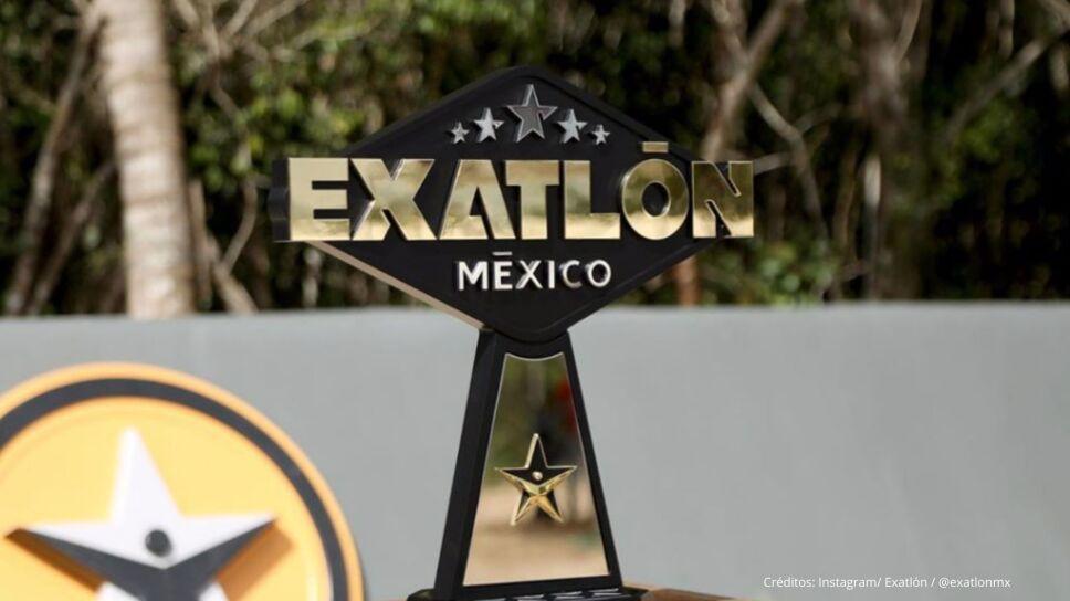 exatlon cup 2020 participantes mexicanos
