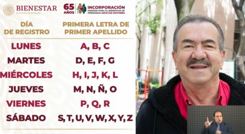 PENSIÓN CALENDARIO