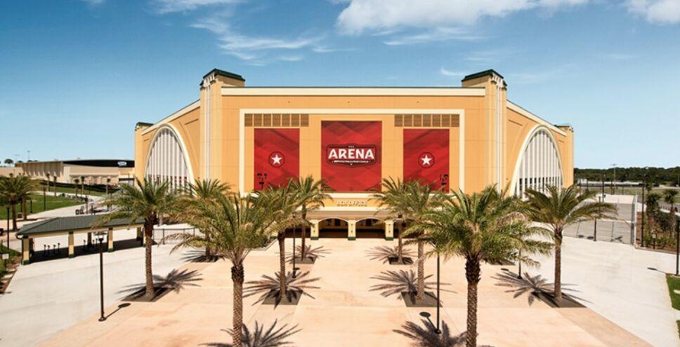 Gran complejo deportivo en Orlando