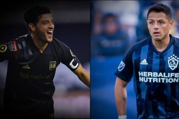 Carlos Vela y Javier Chicharito Hernández son los mejores pagados