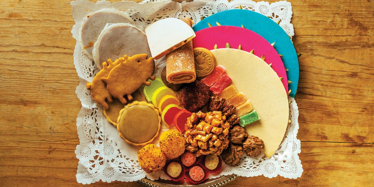 Dulce Patria, los dulces típicos mexicanos