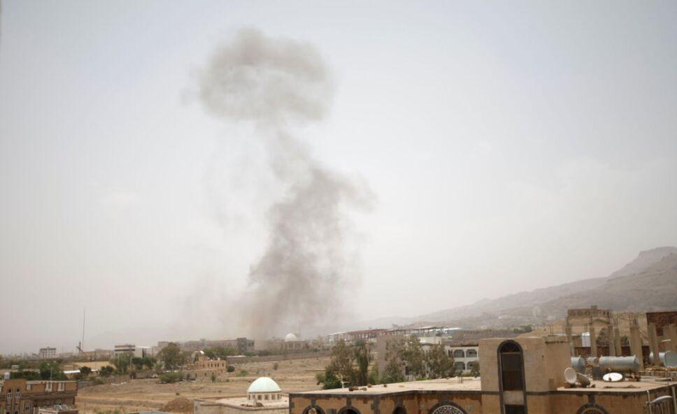 yemen ataque ninos