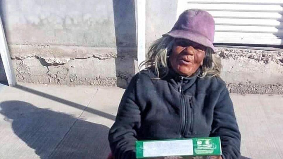 """En Celaya, un individuo le prendió fuego a """"Esthercita"""", una mujer de la tercera edad."""