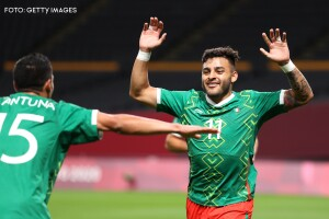 México vs Sudáfrica fase de grupos