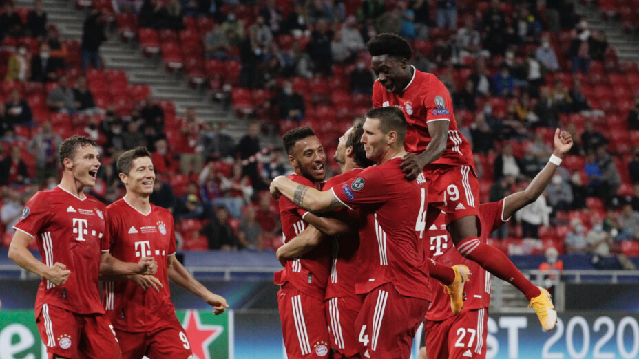 Bayern es el campeón de la Supercopa de Europa