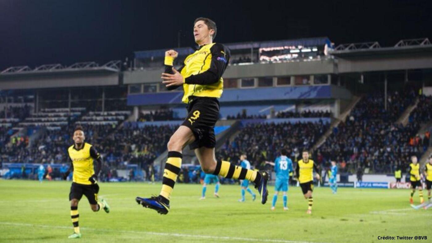 6 EX JUGADORES del Borussia Dortmund robert lewandowski.jpg
