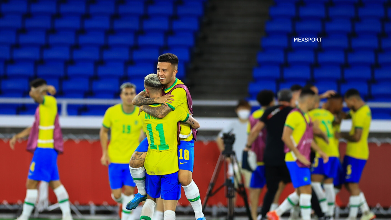 Final Brasil vs España Juegos Olímpicos Tokyo 2020