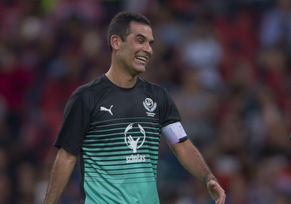 Rafa Márquez va al Barcelona como directivo en fuerzas básicas