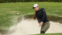 María Fassi recibió exención para jugar el Women's PGA Championship.