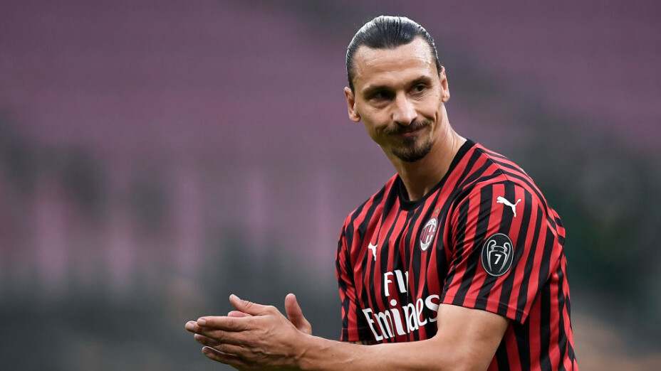 Ibrahimovic hizo enojar a dueños del AC Milán