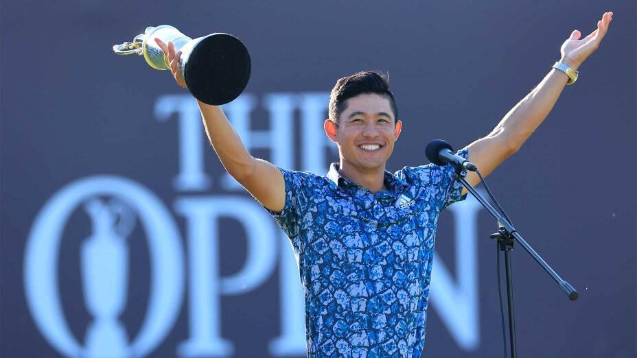 Collin Morikawa debutante y ganador de The Open .jpeg