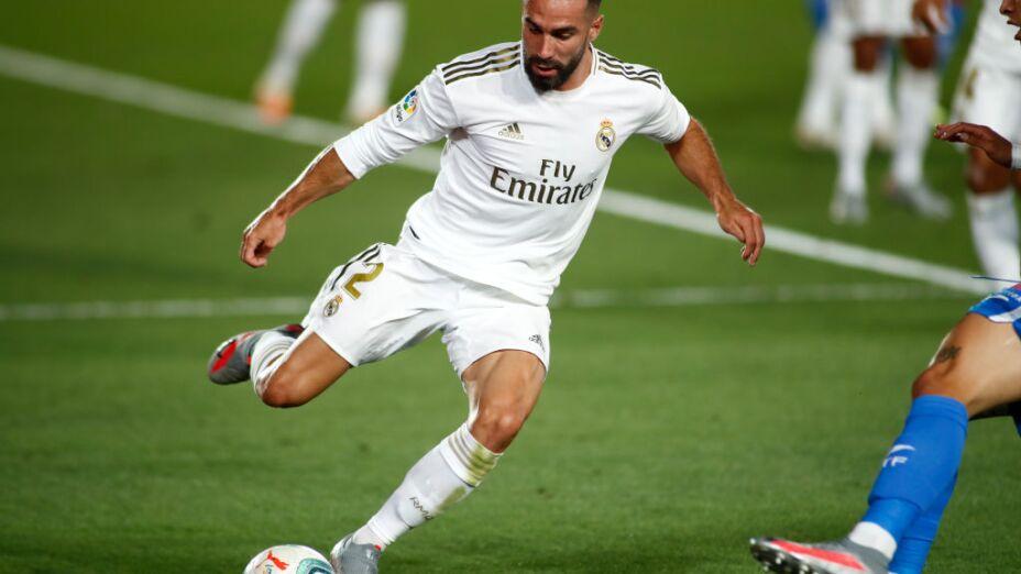 ¡El Real Madrid derrotó al Getafe y es más líder que nunca!