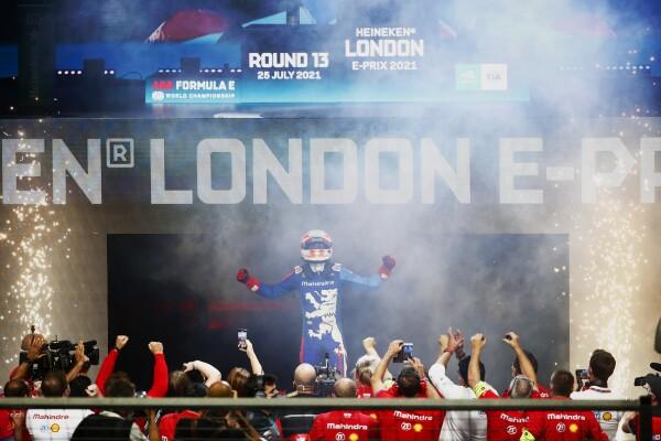 E-Prix de Londres R13 y R14, Fórmula E