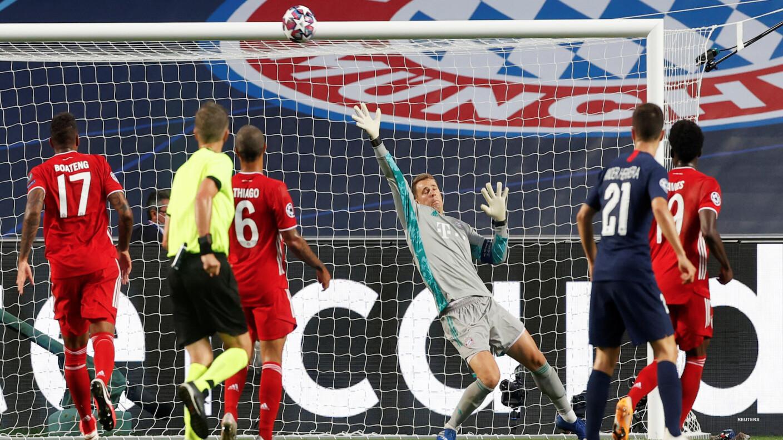 Galería: PSG vs Bayer Munich