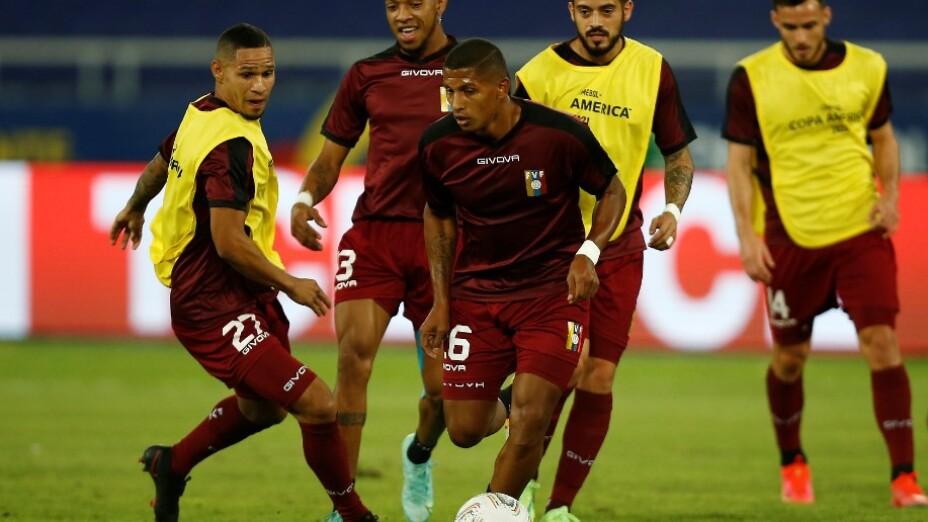 Selección Ecuador Copa América