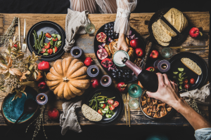 cena Thanksgiving