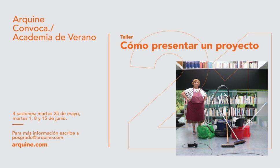 taller como presentar un proyecto