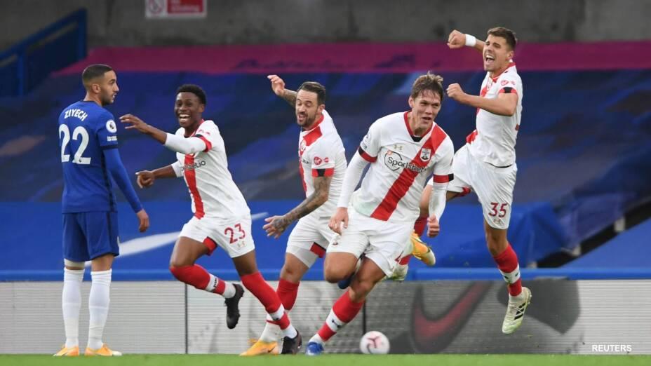 Chelsea deja escapar la victoria ante Southampton