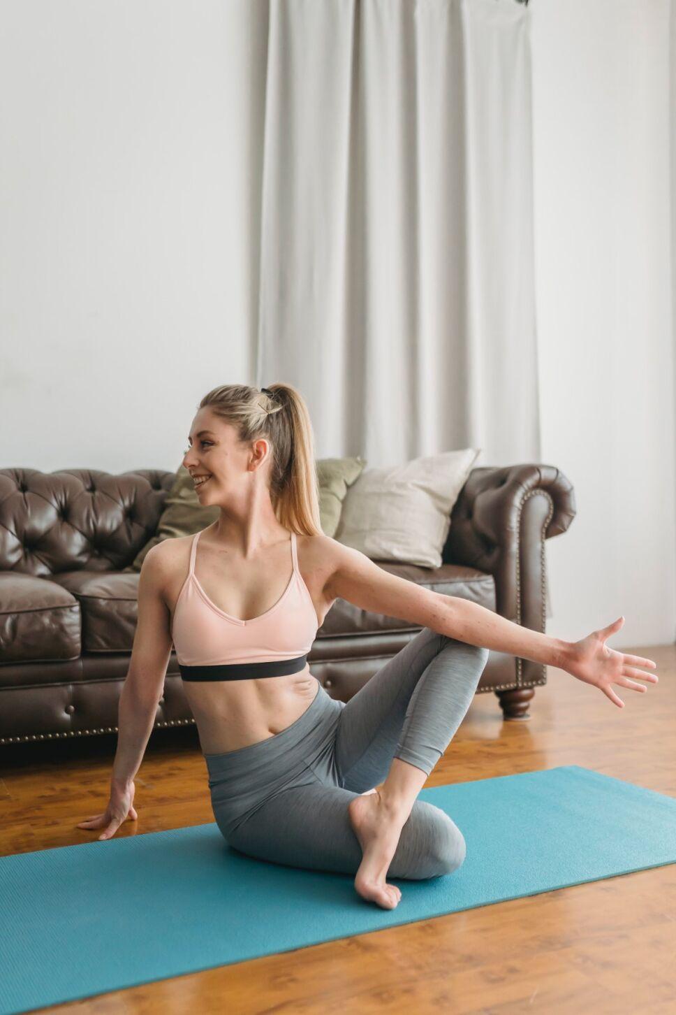 Hacer ejercicio durante el periodo