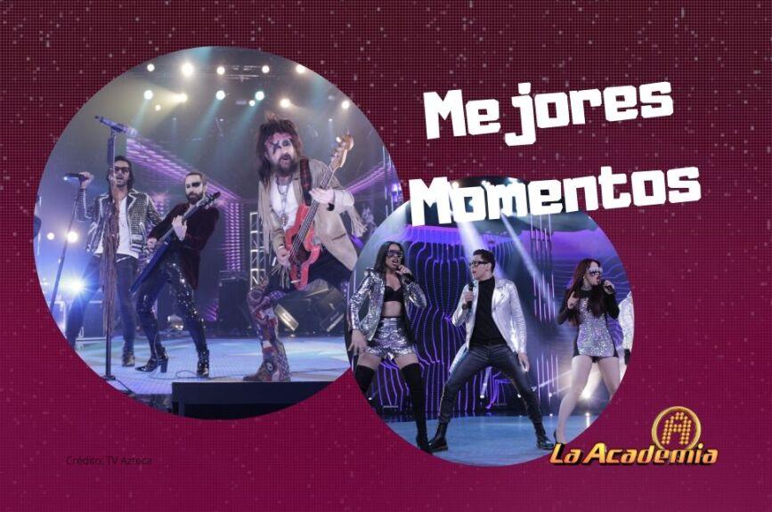 Mejores momentos concierto 14