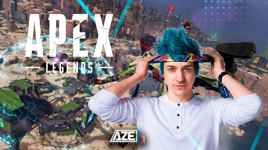 Ninja muere en Apex Legends