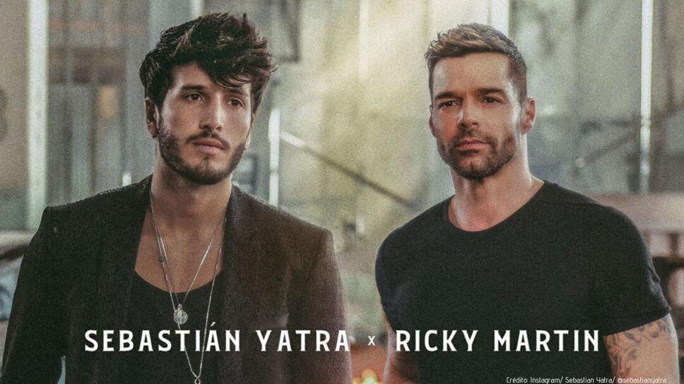 """Sebastián Yatra y Ricky Martin lanzan la canción, 'Falta de Amor', en plena cuarentena: """"Lo hicimos desde el corazón""""."""