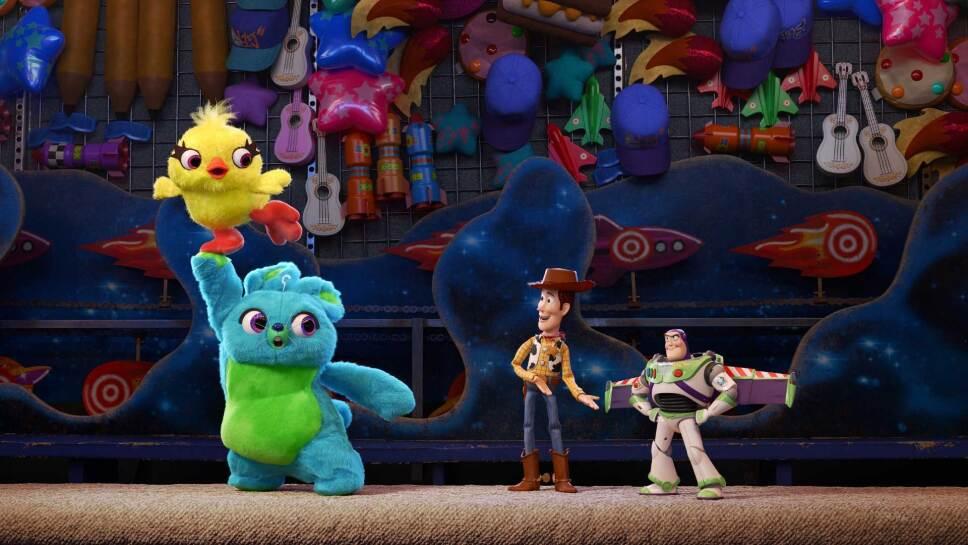Toy Story Kidsiete