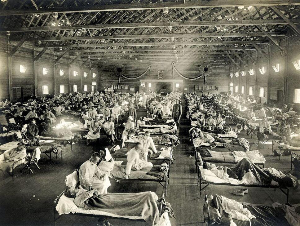 peores pandemias