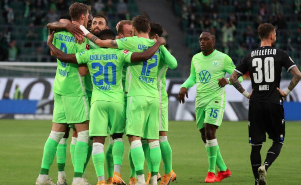 Arminia vs Wolfsburg
