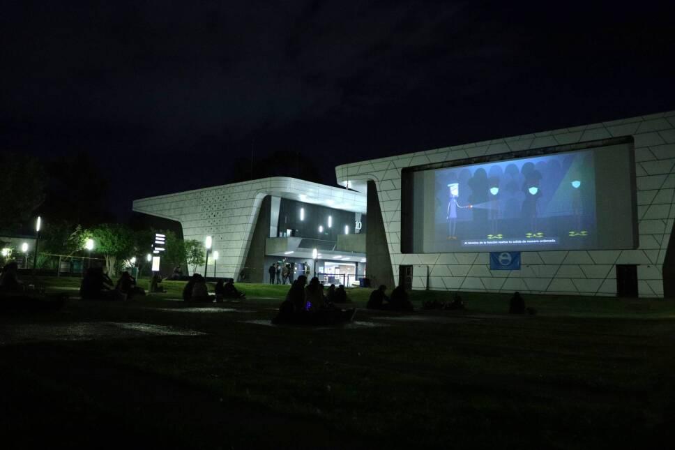 foro aire libre cineteca nacional