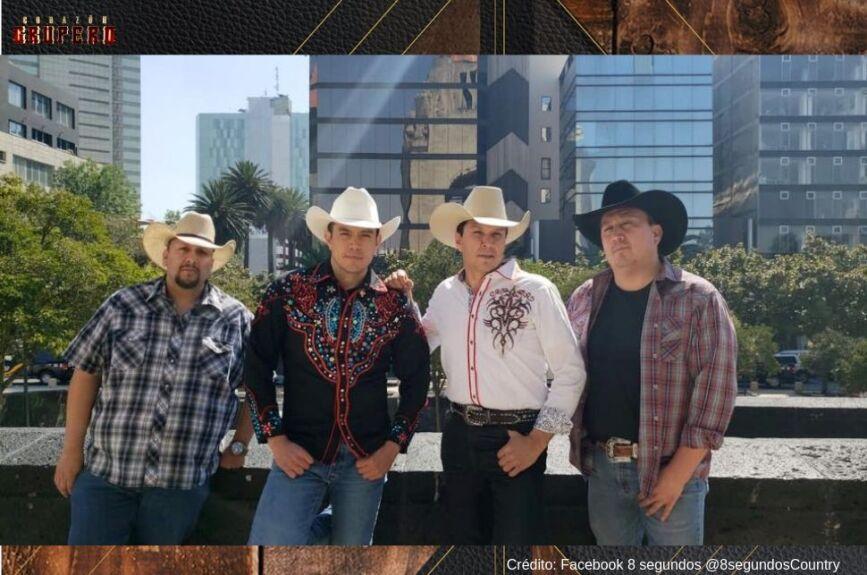 8 Segundos, cuatro vaqueros muy mexicanos.