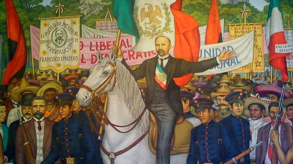 Francisco I Madero Revolución Mexicana Foto Especial