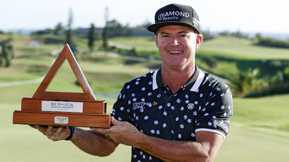 Brian Gay se adjudicó su quinto título en el PGA TOUR