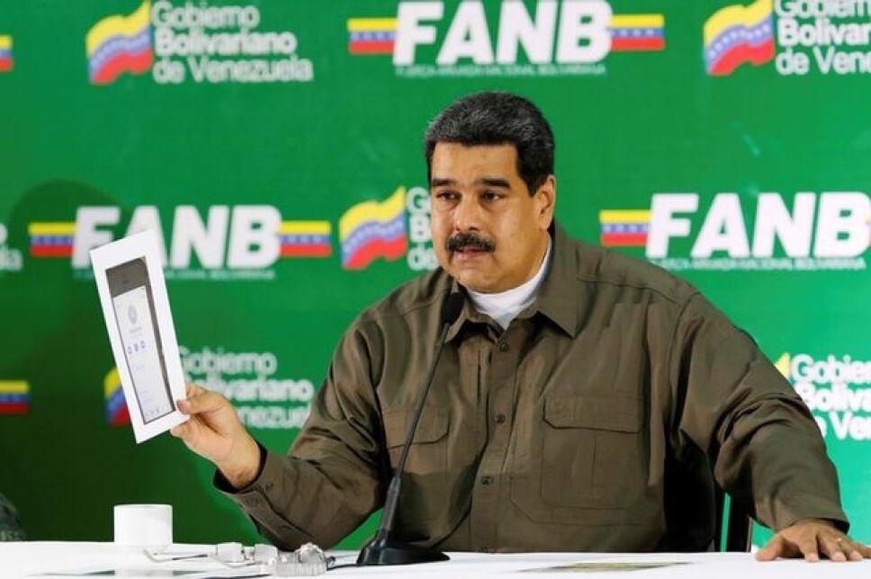 Precios de gasolina en Venezuela