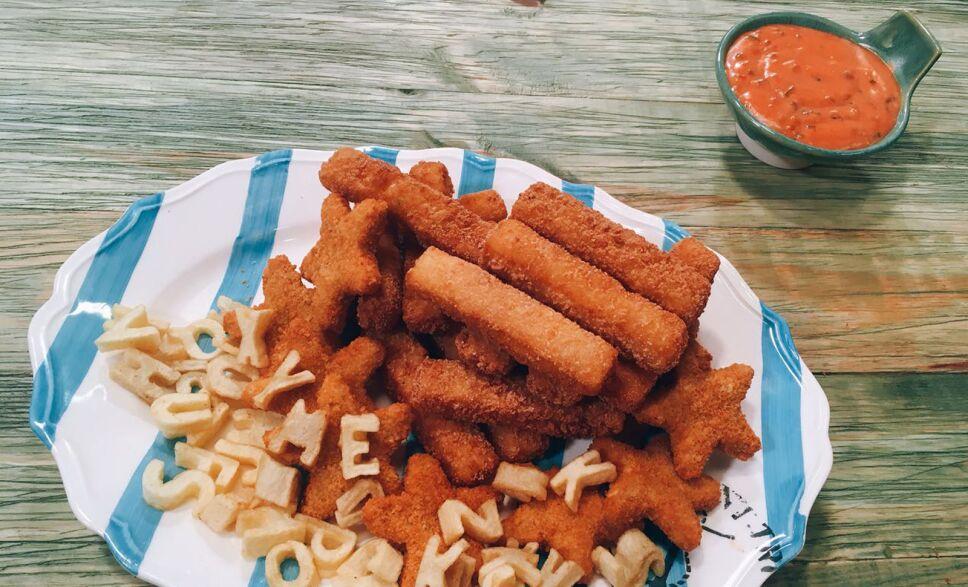 receta, dedos de pescado, cocineros mexicanos, tv azteca