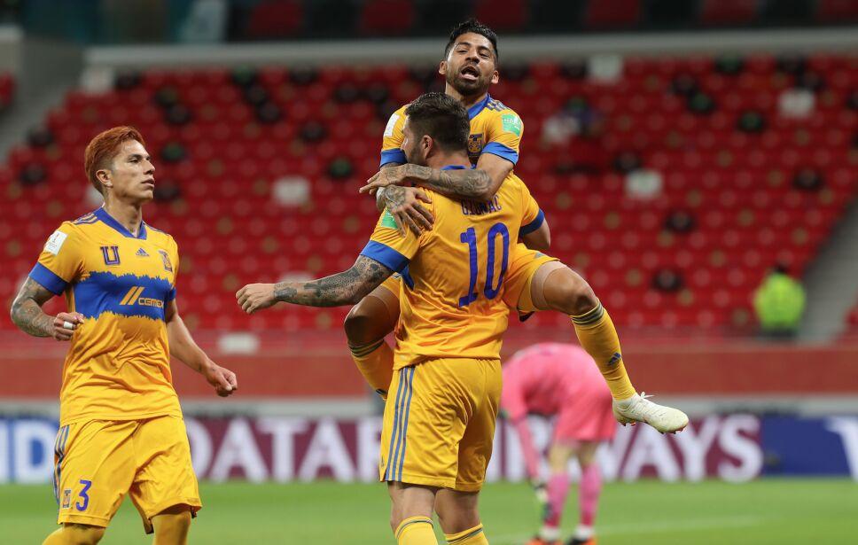 Tigres derrota al Ulsan Hyundai con doblete de Gignac
