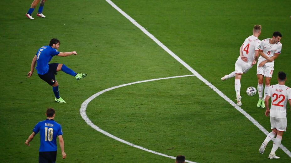 Italia vs Suiza | Euro 2020