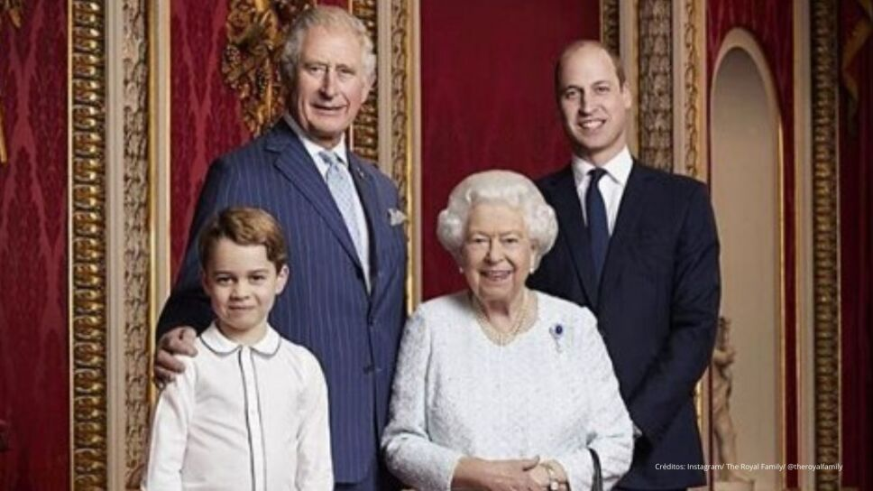 coronavirus familia real britanica