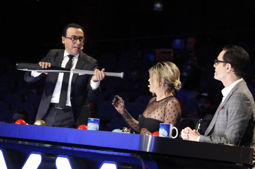 Los jueces de México Tiene Talento se divierten mucho durante las grabaciones.