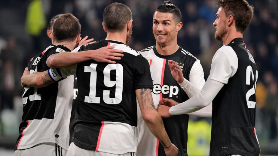 ¡Jugador de la Juventus dio positivo por coronavirus!