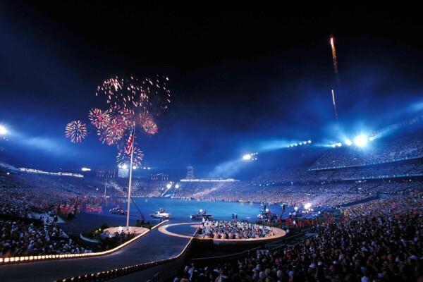 Apertura Atlanta 1996