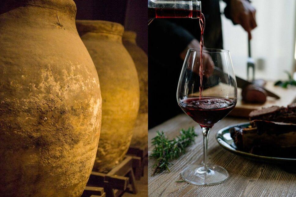 el sublime renacer de bodegas domecq con su nueov vino vasija